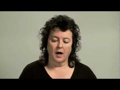 Carol Ann Duffy reads a poem