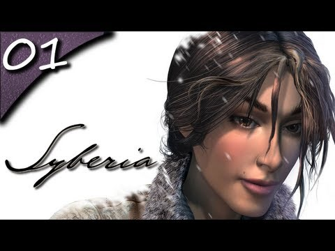 Mr. Odd - Let's Play Syberia - Part 1 - Valadilene. Hi Momo. [Walkthrough]
