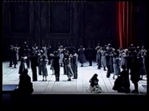 Beatrice Cenci  opera by Ginastera  choreography by Ana Yepes