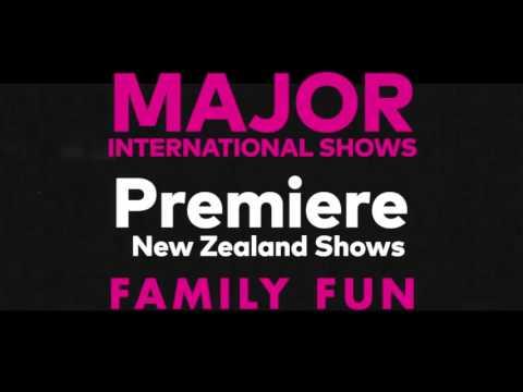Auckland Arts Festival 2017 Trailer