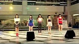 2013年2月5日@ 池袋サンシャインシティ 噴水広場 9nine(佐武宇綺・村田...