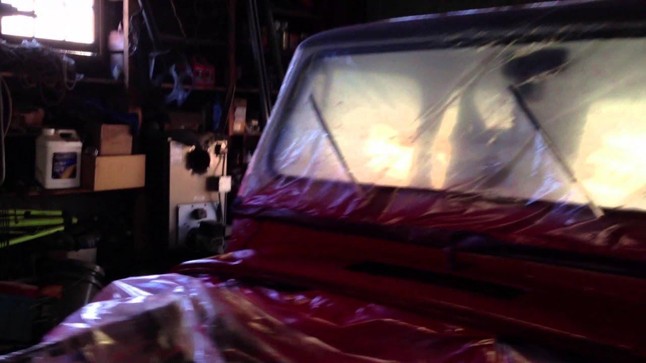 jeep rustoleum paint job