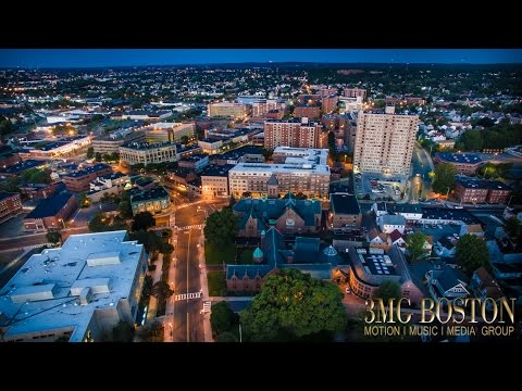 Malden MA. (A Whole New Perspective)