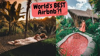 Gambar cover Famous BAMBOO HOUSE Airbnb in BALI