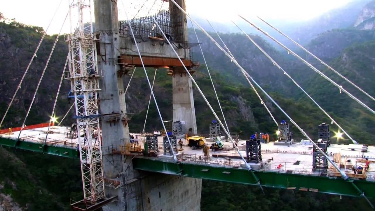 Venciendo el reto de la Sierra Madre Occidental carretera Durango