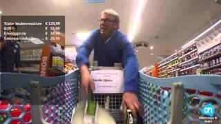 Albert Heijn XL Assen - 1 minuut gratis winkelen (Fam. Zijlstra) #3