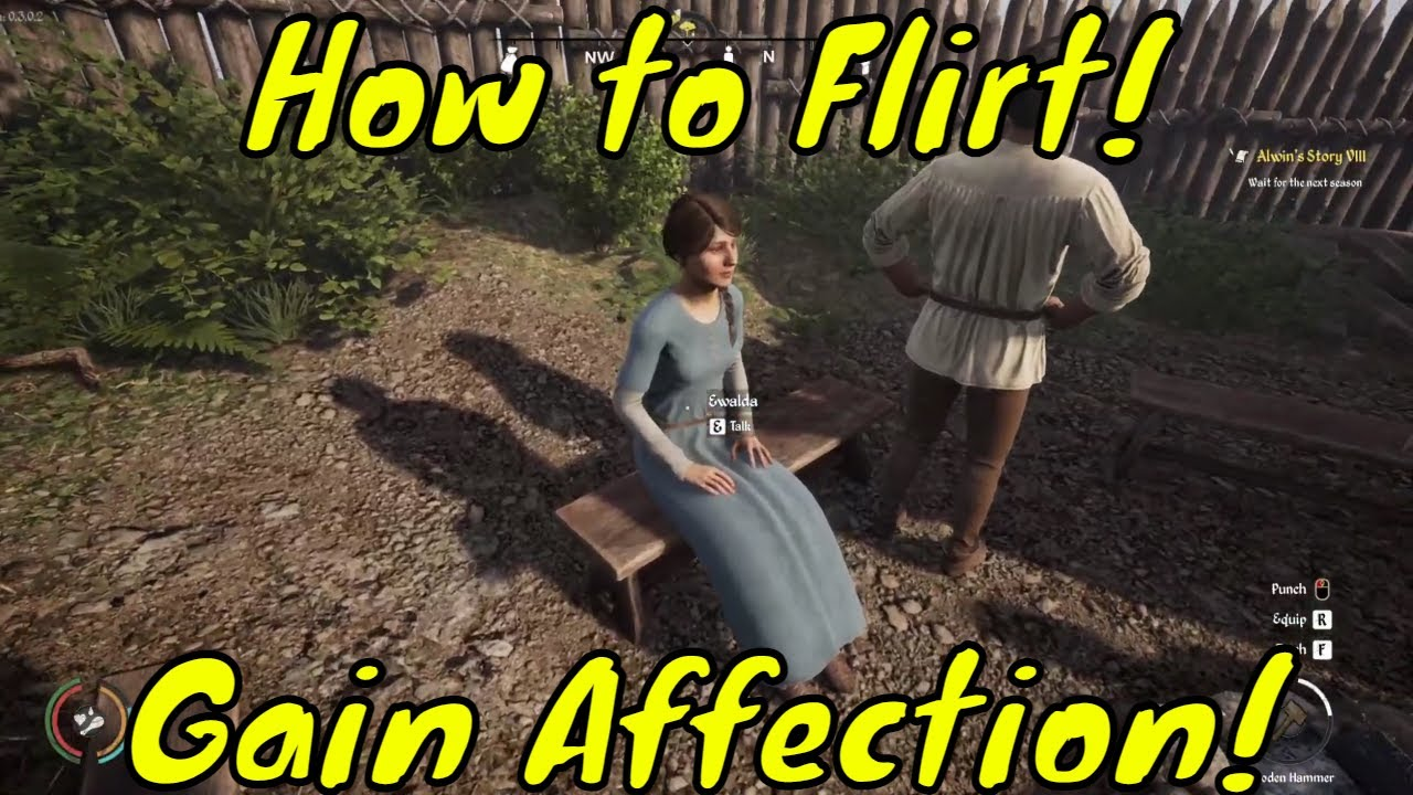 erfolgreich flirten medieval dynasty