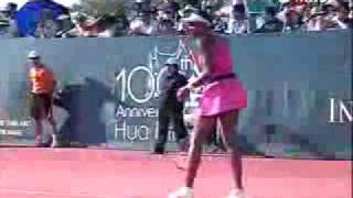 Maria Sharapova vs. Venus Williams HUA HIN EXHIBITION 5/6