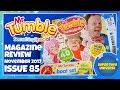 Cbeebies Mr Tumble Magazine Something Special Issue 85 November 2017