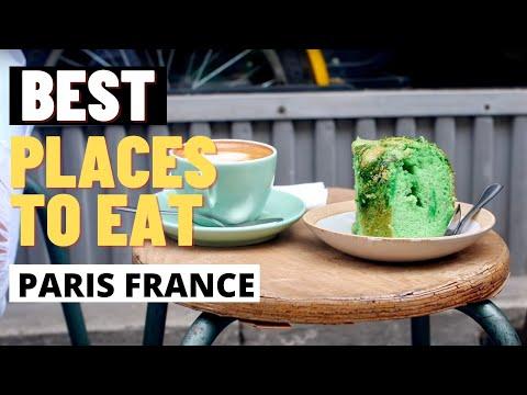 Paris Food Tour - Part 1