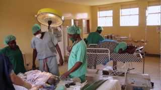 African Caesarean section and Child delivery at Mukono Health Centre in Uganda