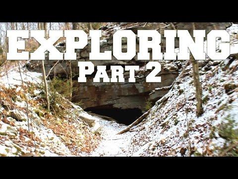 Exploring An Abandoned Coal Mine - Part 2