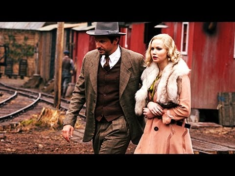Jennifer Lawrence Retro Glam in Serena Movie - PHOTOS