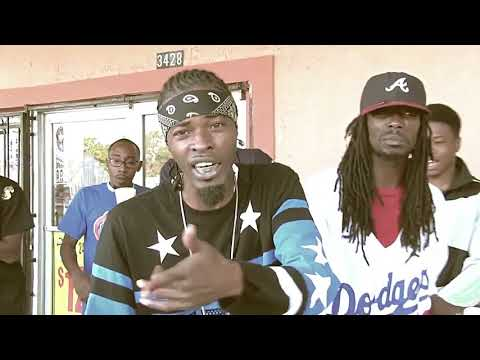 Turn'n Up By Crunkaleat Keyzy ft Lil Thugg Official music video
