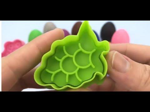 Мультики для детей на английском языке  Развивающие мультфильмы для малышей  10 Play Doh