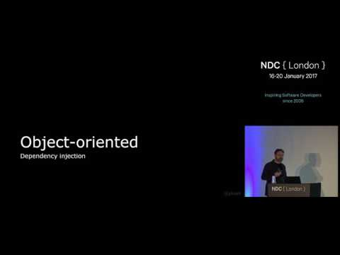 From Dependency injection to dependency rejection - Mark Seemann