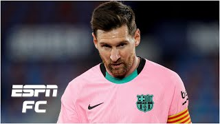 Lionel Messi might not play with Barcelona UNTIL JANUARY?!   ESPN FC screenshot 5