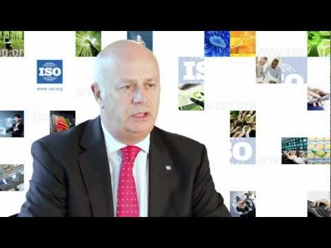 ISO Secretary-General Rob Steele - Buildings and civil engin