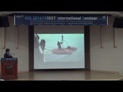 "[KIS 2016] Viacheslav Odintcov ""1-st Arctic expedition of the Institute of Marine Biology..."""