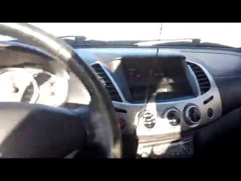 Расход топлива на Mitsubishi  L 200