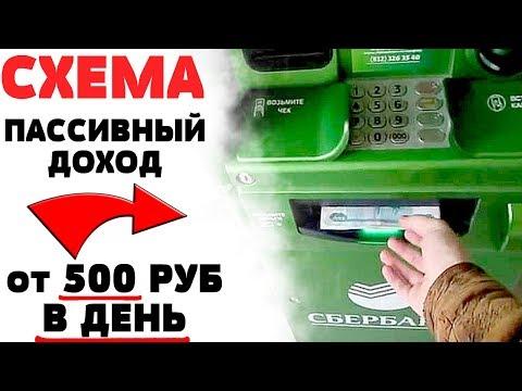 Как сделать пассивный доход 1000 рублей в день