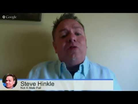 "The Good Men Project Show: Steve Hinkle ""Men As Nurturers"""