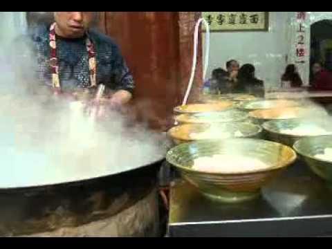 CHINE XI'AN LE VIEUX QUARTIER MUSULMAN