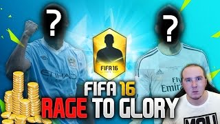 FIFA 16: RAGE TO GLORY - MAKING THE COINS!!!