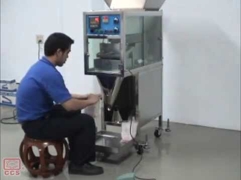 Computer Operated Filling Machine