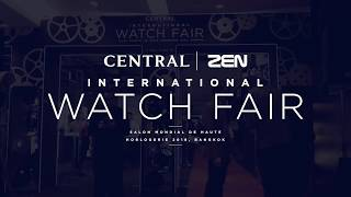 Central | ZEN International Watch Fair 2018 Grand Opening