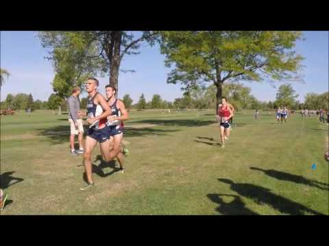 UWO XC 16 Buffalo Stampede Men's Race Raw...