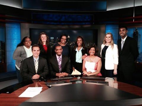 WSBTV Summer 2014 Intern cast
