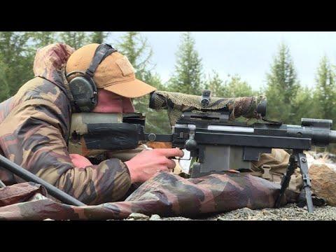 Apprenti sniper, l'excellence dans le viseur