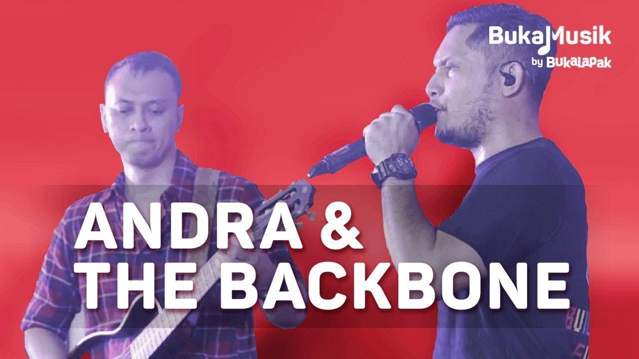 Andra and the Backbone | BukaMusik - YouTube