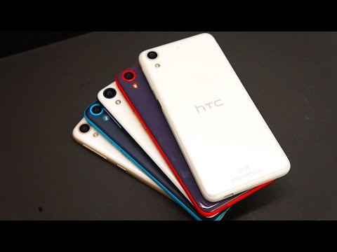 HTC Desire 626 Hands-On