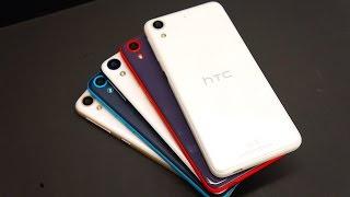 HTC Desire 626 Hands-On