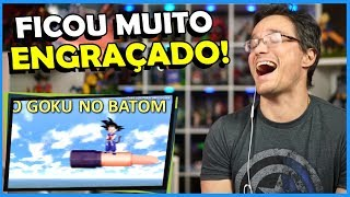 Dragon Ball Super - Ultimate Battle (TRADUÇÃO HILÁRIA) PARÓDIA