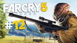 Zagrajmy w FAR CRY 5 PL #12 - POSZUKIWANIA BRONI UFO! - Polski gameplay - 1440p