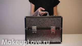 Чемодан для косметики серебряный(, 2015-05-20T10:24:05.000Z)
