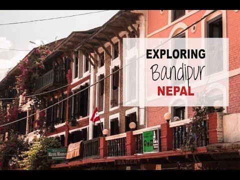 BANDIPUR VILLAGE, NEPAL 2017 (SHORTEST VLOG EVER!) | VLOG #47