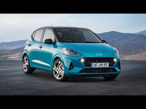 New Hyundai i10: Three Highlights