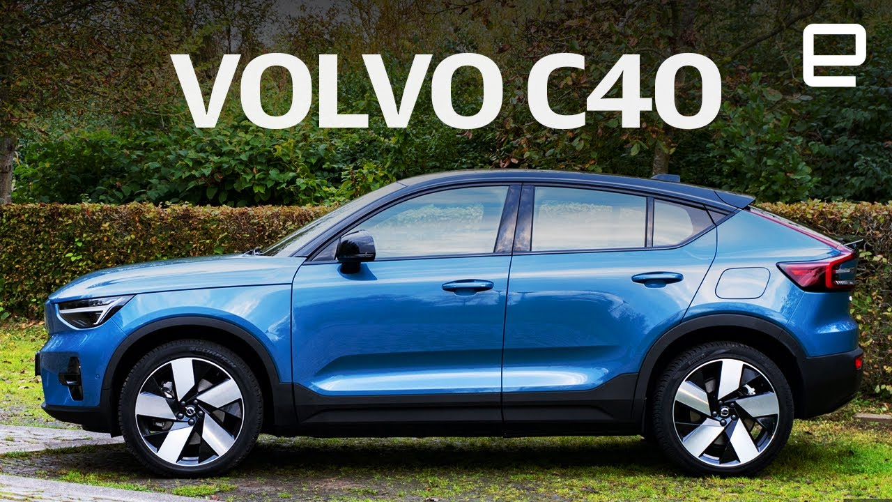 Download 2022 Volvo C40 Recharge first drive: A sleeker Volvo EV
