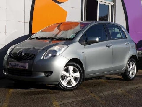 Review Our 2007 Toyota Yaris T Spirit 1.4 D 4D Hatchback 5d For Sale In  Hampshire
