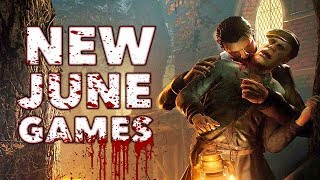 Top 10 NEW Games of JUNE 2018