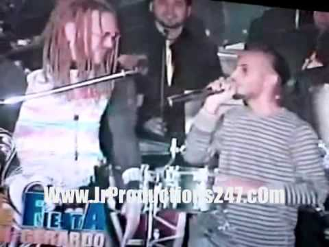Arcangel & Tono Rosario ((CANTANDO El Hot Dog)) ★☆JrProductiOns★☆