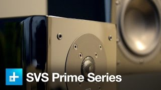 SVS Prime Series Speakers - Review
