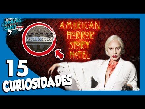 15 Curiosidades American Horror Story HOTEL - ¿Sabías qué..? #74 | Popcorn News