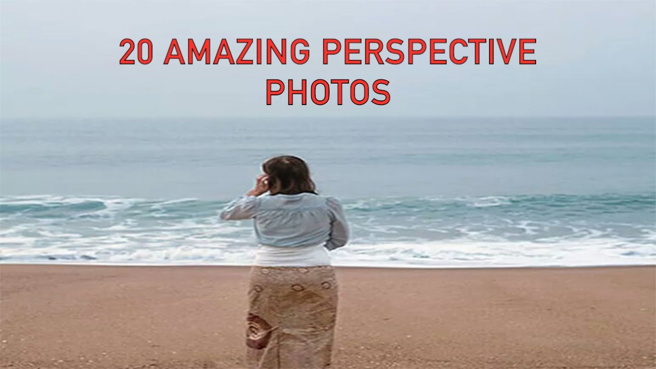 20 Amazing Perspective Photos