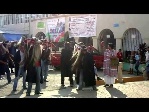 Demostración de danzas y sones del Estado de Guerrero