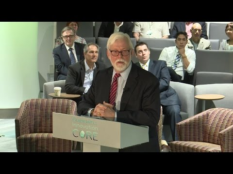 Innovation CoRE Grand Opening | Address by Dr. David Whitehouse